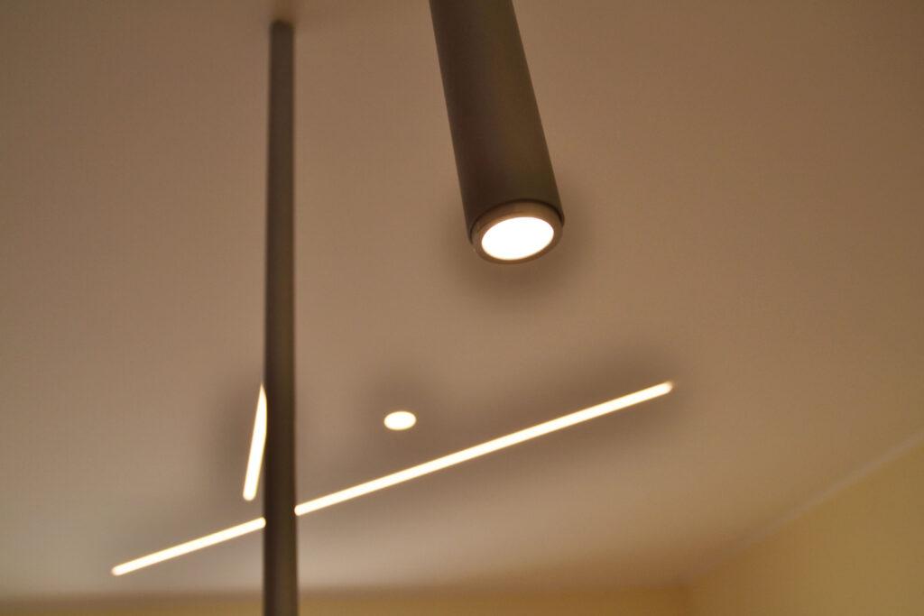 Illuminazione Led Moderna